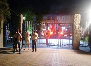Руководство МЭИ организовало внутреннее расследование по факту пожара в вузе