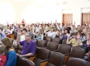 Чтобы не попасть впросак на отчете по бюджету Волжского, мэрия созвала «своих»