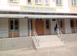 Детскую больницу превратили в гостиницу: чтобы ночевать с ребенком волжанам приходится платить