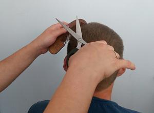 Брезгливый парикмахер отказалась подстригать ребенка в Волжском, перепутав перхоть с гнидами