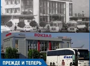 Прежде и теперь: как менялось здание Волжского вокзала