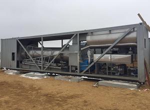Мощный комплекс по переработке медицинских отходов открыли в Волжском