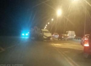 В Среднеахтубинском районе всмятку разбились «Киа Рио» и «Форд Фьюжн»