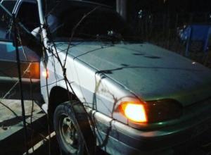 Ночные «покатушки» на «автовазе» закончились неудачей в Волжском
