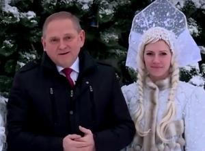 Мэр Волжского Игорь Воронин: «Вместе мы победили серость и равнодушие»