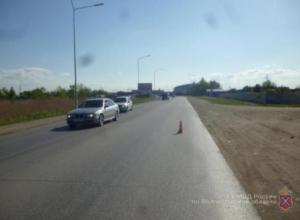 «Маршрутчик» «уронил» пассажирку по дороге в Волжский