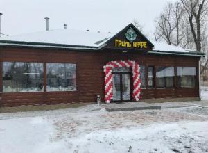 Волжане дождались открытия «Гриль-кафе» на Набережной