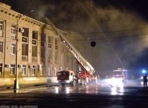 Пожар в мэрии Волжского опустошил городскую казну еще на 650 тысяч рублей