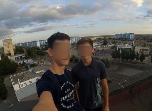 Малолетние руферы выложили видео забав на крыше «тысячника» в Волжском