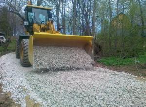 Три миллиона потратят волжские власти на щебеночные дороги в поселке Краснооктябрьский