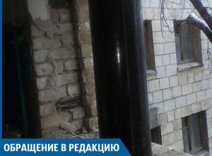 Рабочие оставили многоэтажный дом без окон в ноябре, - волжанка