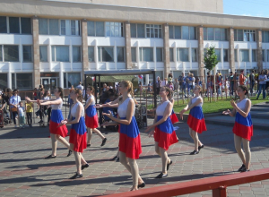 Волжан ожидает великолепная погода в День России