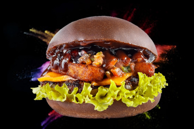 В сеть ресторанов Black star burger требуется бармен -
