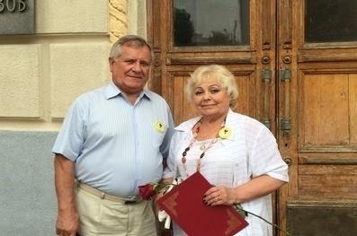 Волжская семья получила медаль «За любовь и верность»