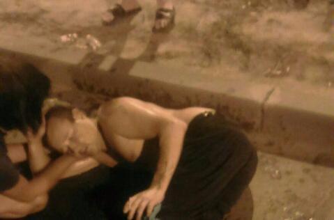Ночью в Волжском мотоцикл сбил пешехода на «зебре»