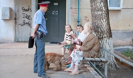 Стартует региональный конкурс «Народный участковый»