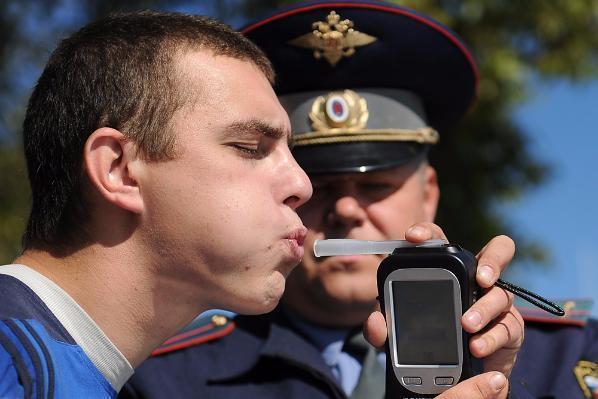 Водителей Волжского проверят во время антиалкогольного рейда