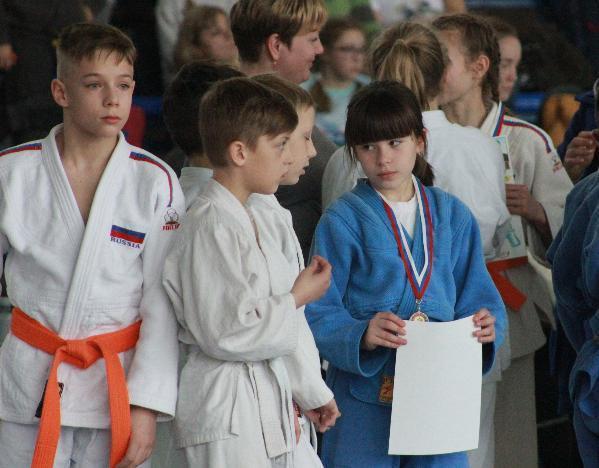 Волжские дзюдоисты забрали девять медалей с турнира