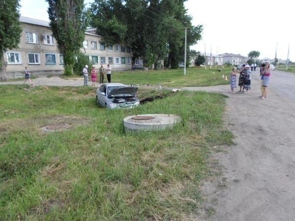 В Волгоградской области в результате ДТП скончался пенсионер