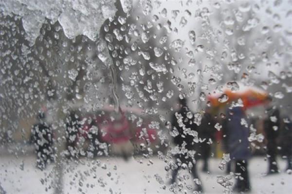 «Плюс», дождь и ветер - прелести субботней погоды в Волжском