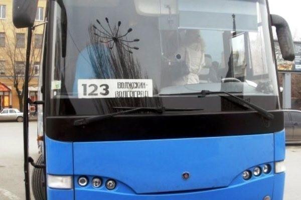 маршрутки из Волжского