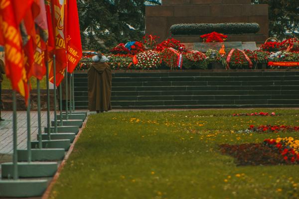Парад Победы в Волгограде: фото и видеоотчет