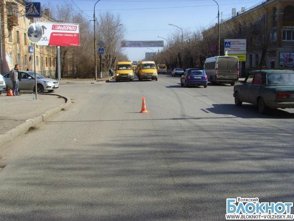 В Волжском вновь сбили ребенка на проспекте Ленина