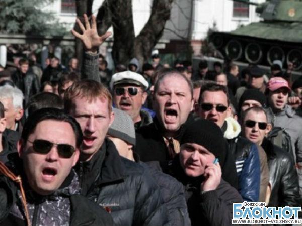 Через несколько часов в Крыму начнется кровопролитие