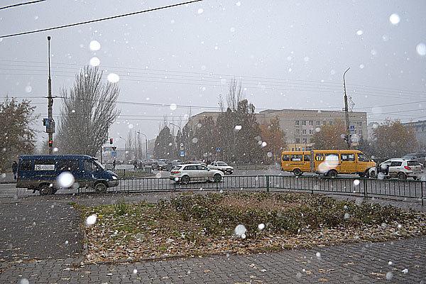 Коммунальные службы Волжского готовятся к снегопаду