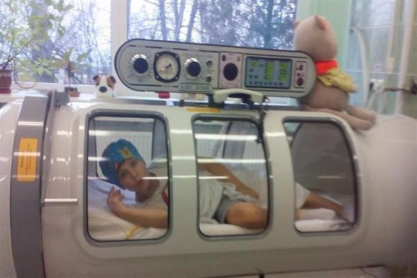 Волгоградцев призывают помочь 10-летнему Степану справиться с тяжелым недугом