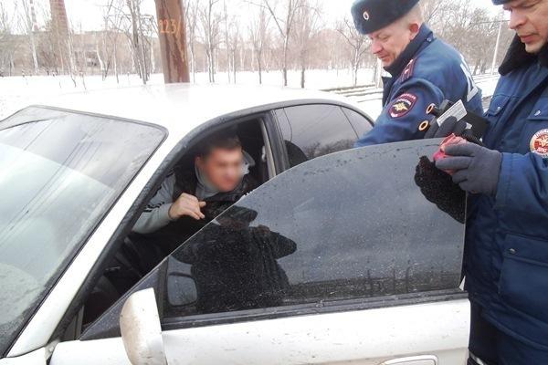Волжанина арестовали на двое суток за тонировку после 10 предупреждений