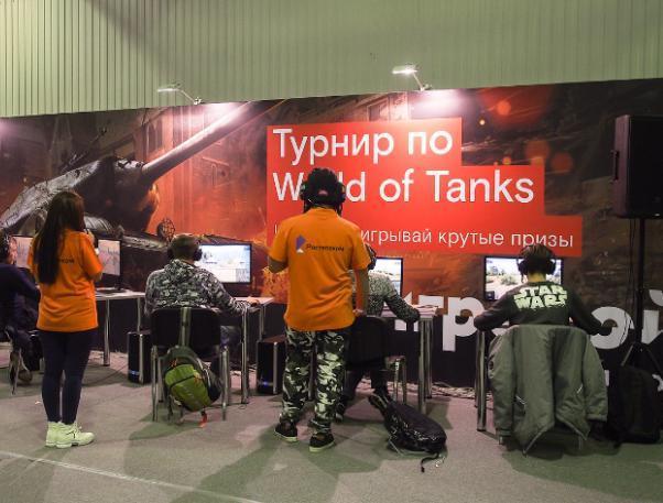 «Ростелеком» определил победителей турнира по World of Tanks на КиберПатиШоу в Краснодаре