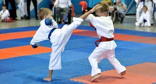 Волжские каратисты привезли домой 8 медалей первенства по каратэ WKF