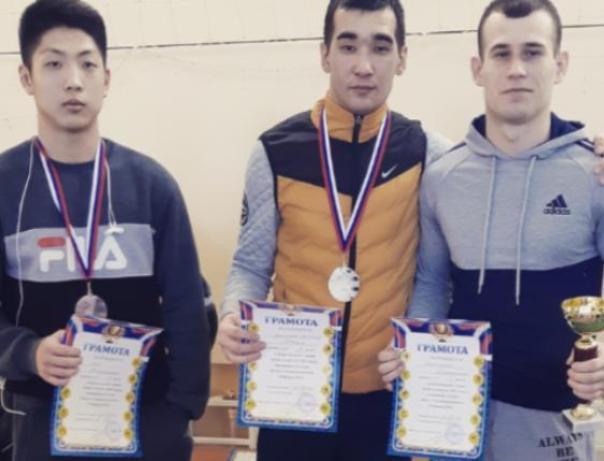 Волжские спортсмены отметились в финале Межрегионального турнира