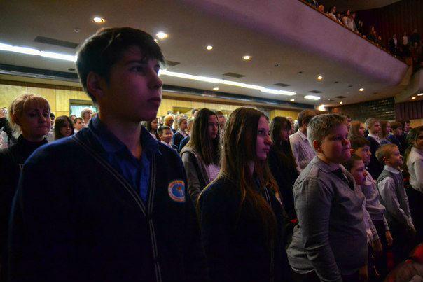 В Волжском 50 школьников дали клятву карбышевцев