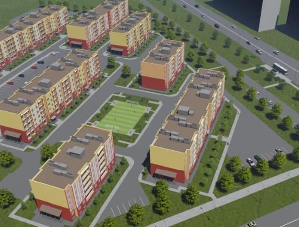 В Волжском стартуют продажи восьмого дома ЖК «Династия»