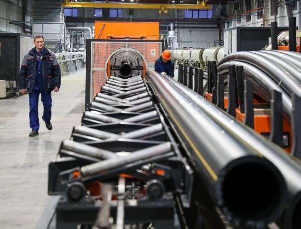 Пять миллионов долларов вложили в производство в Волжском