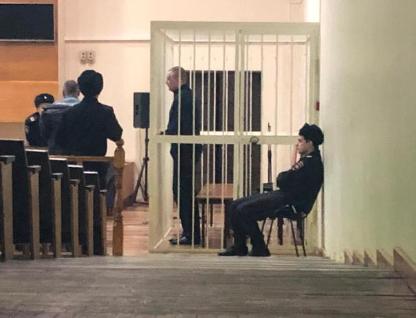 Безжалостный расчленитель Масленников рыдает в суде