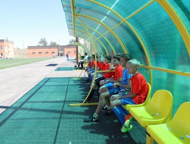 В Средней Ахтубе появится новый спортивный комплекс