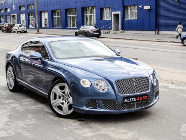 Мужчина не захотел отдавать Bentley за долги