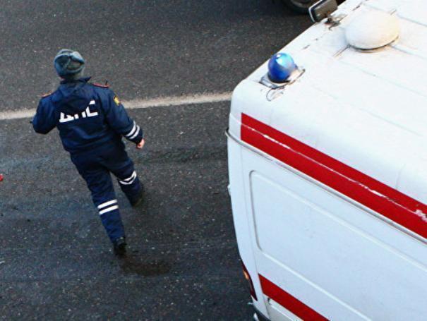 Молодой парень въехал в машину на «аварийке» под Волжским