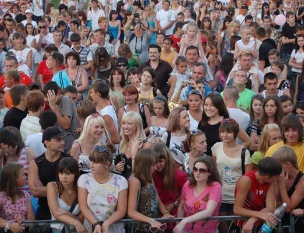 На День молодежи в Волжском выделили более 2 миллионов рублей