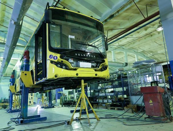 Двадцать шесть лет назад появилось автобусостроение в Волжском
