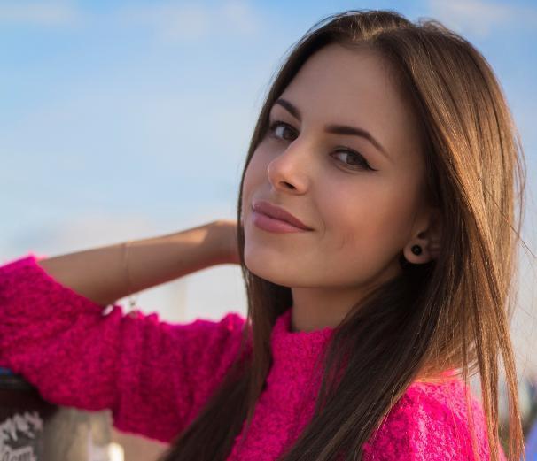 Ольга Пикалова - претендентка на «Мисс Блокнот Волжский-2019»