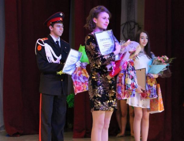 Десятиклассница Варвара Черницына стала ученицей года в Волжском