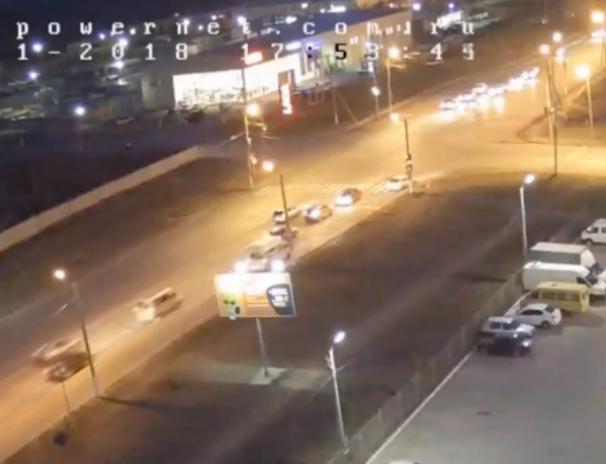 С луны свалился: автомобилист прокатился по «встречке» в Волжском