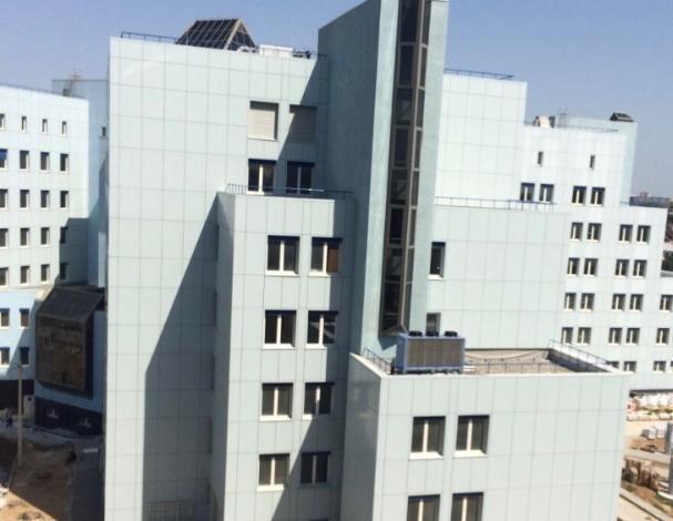 На центр трансплантации почки в Волжском потратят более 200 миллионов