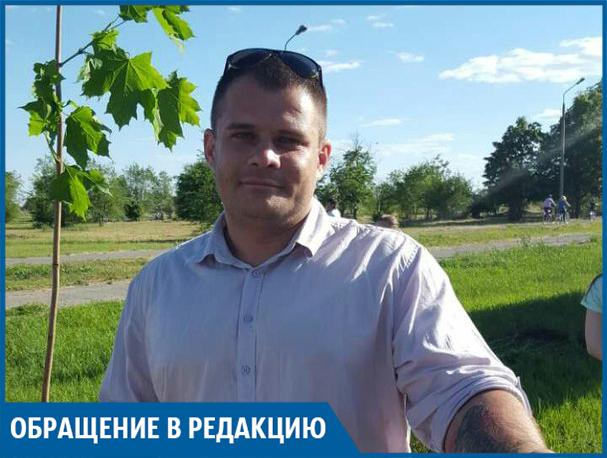 Фея-живодерка Сахарова решила, что я ее оскорбил, обвинив в халатности, - волжанин Евгений  Грибенников
