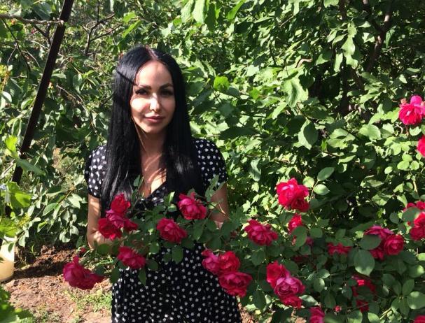 Оксана Новикова - участница кастинга «Мисс Блокнот Волжский»
