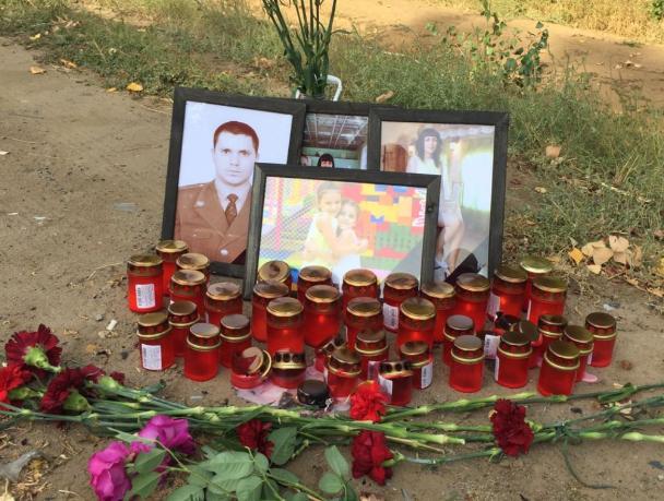 Со дня смерти семьи Перчиевых из Волжского прошло 40 дней